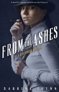From the Ashes (Ravenwood Mysteries #1) cover