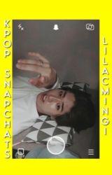 Kpop Snapchats by lilacmingi