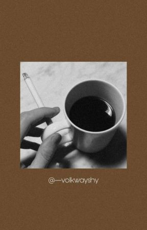 К о ф е  「 Volkway 」 by volkwayshy