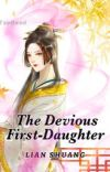 The Devious First-Daughter cover