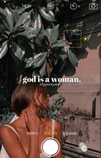 GOD IS A WOMAN . . . female faceclaims by ariianacade
