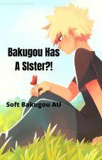 Bakugou has a sister?! (Soft Bakugou AU) by IDKandIDFC78