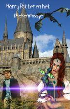 Harry Potter en het Drakenmeisje door FFDeco