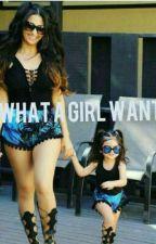 what a girl want by malikajn87