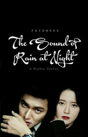 The Sound Of Rain At Night (MinSun Fanfic) by airenjaud