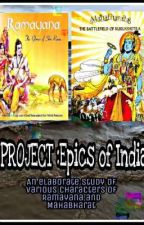Project: Epics of India by fanficssareelovee