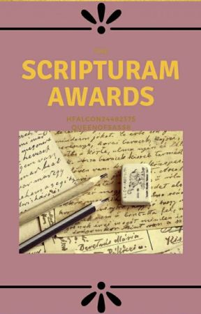 Scripturam Awards 2020 by ScripturamAwards