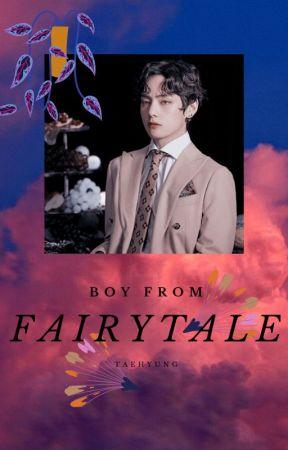 Boy from fairy tale by nemamuchylkunaruky
