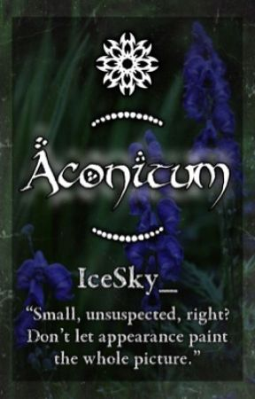 Aconitum ✿ by IceSky_