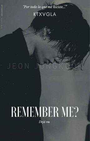 REMEMBER ME? || J. Jungkook by ktxvgla
