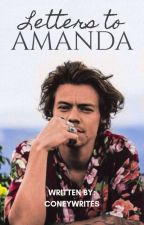 Letters to Amanda [H.S] by coneywrites