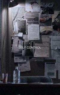 self control | spencer reid. cover