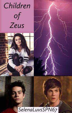 Children Of Zeus by SelenaLuvsSPN67