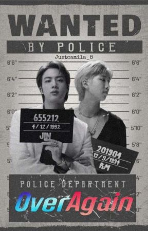 Over Again - [Namjin] by JustCamila_8
