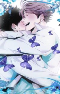 In another life ( an oikawa x iwaizumi story)  cover