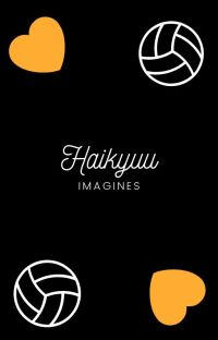 HAIKYUU IMAGINES BOOK cover