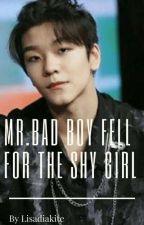 mr.bad boy fell for the shy girl by lisediakite