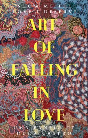 Art of Falling in Love by pepperstarkz