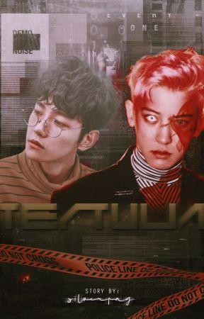 Tertulia   EXO   ChanBaek by silverpng