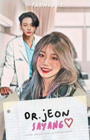 [√] Dr.Jeon, Sayang ! | 정국 by taenight-
