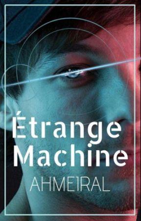 Etrange Machine (Larry) by Ahmeiral
