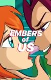 Embers of Us (The Dragon Fairy REWRITE) cover