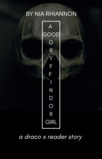 a good gryffindor girl- draco x reader  cover