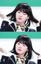Cold Beauty // Min Yoonji  by newttommy