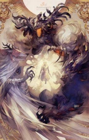 Kin of Blood (Bloodborne) by ThienLibra