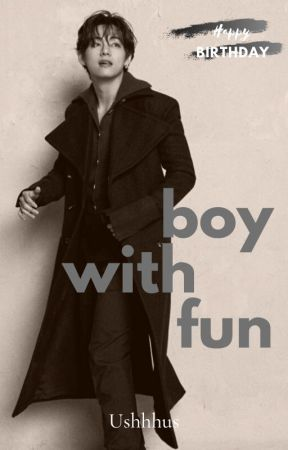 Boy With Fun by mochi_ee