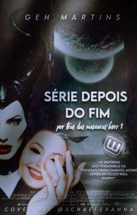 🅿︎🅰︎🆄︎🆂︎🅰︎ Por Trás Das Máscaras | Livro 1  cover