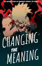 changing the meaning °bakudeku° by juman12