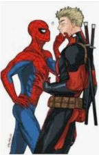 Friends or more? Spideypool(Under Editing) by That_one_frenchfry