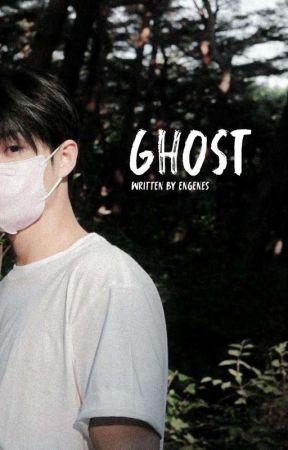 ❛ GHOST ❜ : p.jihoon by furikuya