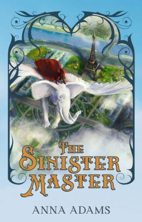 The Sinister Master by annadams