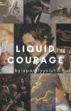 Liquid Courage   Spencer Reid cover