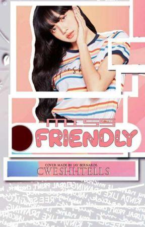 Ms. Friendly (one hotshot) by cweshhtells