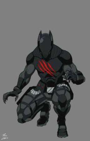 Nightclaw rises by silverlion12k