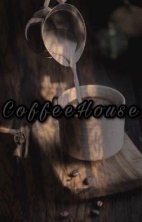 coffeehouse  by NamjooniesBallSack