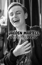 Jaedan Martell Imagines (REQUESTS OPEN) by -MUSICKGirls