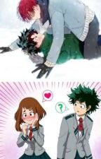 All For Me, None For You *^A BNHA fanfiction^* by SkyOrBP964
