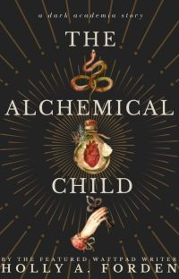 The Alchemical Child cover