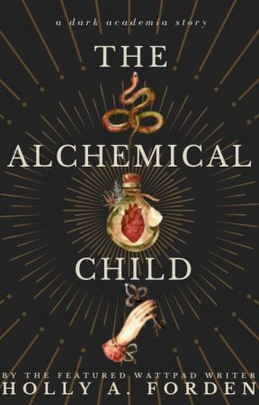 The Alchemical Child by kaonnette