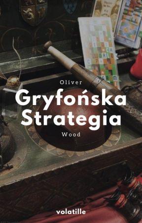 Gryfońska Strategia ▶ Oliver Wood by volatille
