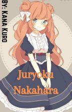 Juryoku Nakahara (Chuuya's daughter) by NagisaMidoriya123