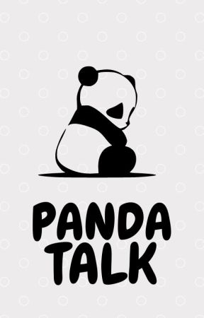 Panda Talk by Lmntrryx