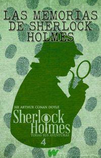 Las memorias de Sherlock Holmes cover