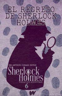 El regreso de Sherlock Holmes cover