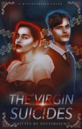 THE VIRGIN SUICIDES  ── Spencer Reid. by pottersnewt