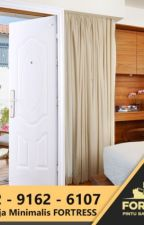 WA 0812-33-8888-61 Gambar Pintu Rumah Baja Ringan by steeldoordolphin